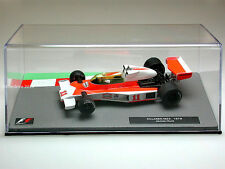 JAMES HUNT McLaren M23 F1 Racing Car 1976 - Collectable Model - 1:43 Scale
