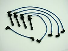 Spark Plug Wire Set Blue NGK 6399 For Infiniti G20 Nissan NX Sentra 2.0L L4