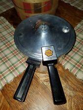 Vintage Presto Aluminum Pressure Cooker 4 Qt Model 0121002 EXCELLENT