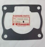 NEW GENUINE KAWASAKI 11009-1318 Cylinder Base Gasket 1983-1985 KX, KXT, KX250