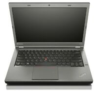 Lenovo Thinkpad T440p Core i5-4300M 2x2,6GHz 8GB 180GB SSD Int 4600 CAM TB B10