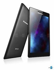 Lenovo Tab 2 Tablet  inch, 8GB, Wi-Fi Only Black | Open Box