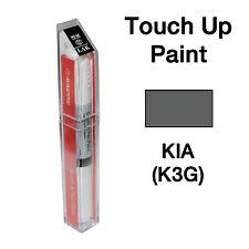 KIA OEM Brush&Pen Touch Up Paint Color Code : K3G - Gunmetal Gray