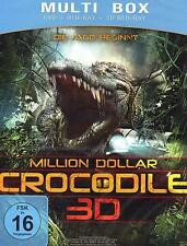 Million Dollar Crocodile - Die Jagd beginnt [Blu-ray 3D] Neu!
