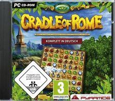 CRADLE OF ROME (PC) - NEU & SOFORT