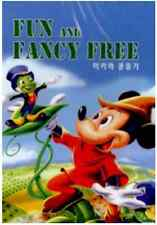 FUN AND FANCY FREE, DVD NEW