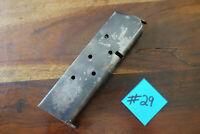 Colt 1911A1 Magazine WWII Risdon R Remington Rand Ithaca  Capacity 7