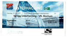 SpVgg Unterhaching - VFL Bochum vom 25.11. 2011
