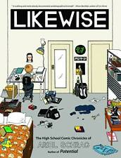Likewise: High School Comic Chronicles of Ariel Schrag TPB GN 2009 OOP