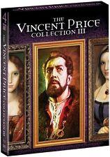 Vincent Price Collection Iii (2016, Blu-ray NIEUW)4 DISC SET