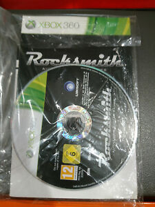 ROCKSMITH - X BOX 360 - SENZA CUSTODIA
