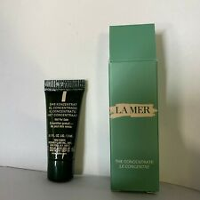 La Mer The Concentrate For Face Serum • Deluxe Sample 3mL/ 0.1oz - NIB - TRAVEL