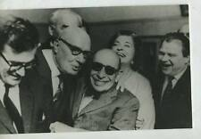 Stravinsky Russe Russian PC real photo Moscow 1962
