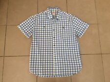 LEVIS     Regular Fit Casual Check Shirt    Size M