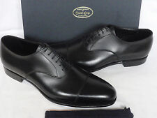 NEW Crockett Jones LONSDALE Handgrade Black Calf Leather Shoes ALL SIZE RRP £540