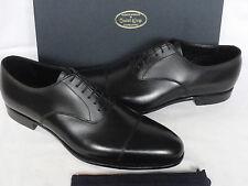 NEW Crockett Jones LONSDALE Handgrade Black Calf Leather Shoes ALL SIZE RRP £525