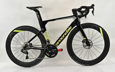 2019 Cannondale SystemSix Hi-Mod Disc Di2 Power2Max NG 54cm Blk Prl Sage Gry New