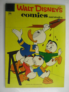 Walt Disney's Comics and Stories #212, Fine-, 5.5, White Pages