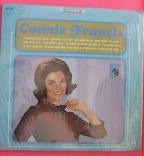 connie francis - LP album vinyl record
