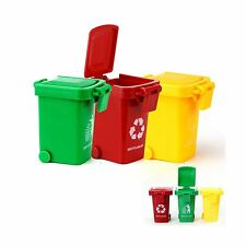 AITING Kids Push Toy Vehicles Garbage Truck's Trash Cans Free Shipping