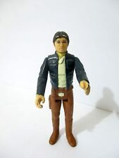 Vintage Star Wars Han in Bespin Fatigues Lucas Film Made in Hong Kong 1980
