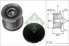 INA Over Running Alternator Clutch Pulley 535 0085 10 535008510 - 5 YR WARRANTY