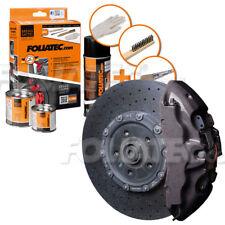 FOLIATEC Bremssattellack Carbon metallic Bremssattelfarbe Bremssattel Motorlack