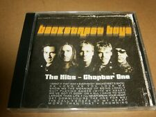 Backstreet Boys The Hits Chapter One CD, Used, 2001, Canada.