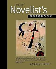 The Novelist's Notebook by Laurie Henry (Paperback, 2001)