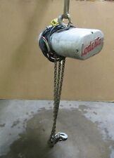 Cm Lodestar Model R 2 Ton Electric Chain Hoist 8fpm 1hp 220 240440 480v 3ph