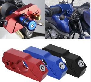 Anti-Theft Lock Bike Motorcycle Handlebar Brake Clutch Security Lock Accessories