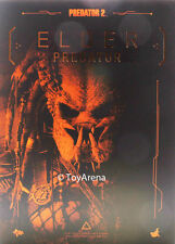 Hot Toys Elder Predator Predator 2 12 Inch 1/6 Scale Action Figure