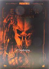 Hot Toys Elder Predator Predator 2 12 Inch 1/6 Scale Action Figure