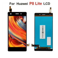 For Huawei P8 Lite 2015 Black LCD Display Touch Screen Digitizer Assembly uk