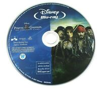 Disney Pirates of The Caribbean On Stranger Tides Blu-Ray Disc Only Johnny Depp