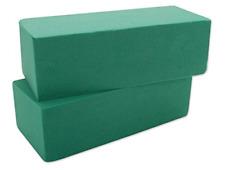 Noe & Malu Floral Foam Blocks   Florist Flower Styrofoam Green Bricks 4336848948