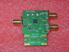 Hittite RF SPDT solid state switch HMC849LP4CE evaluation board 106965-3 16 QFN