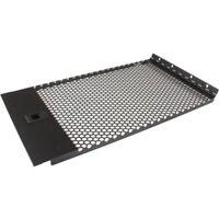 Startech.com 6u Vented Blank Panel With Hinge - Server Rack Filler Panel - Steel