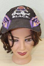 Crown Royal Black Nascar #17 Matt Kenseth Baseball Trucker Cap Hat Adjustable