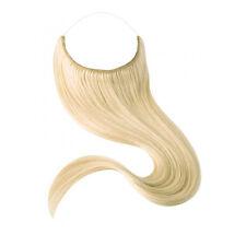 Fio Invisível Reta Fio Halo extensões de cabelo 100% cabelo Humano Remy 100G