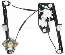 Power Window Regulator For 95-2001 BMW 740iL 97-2001 740i Front Right With Motor