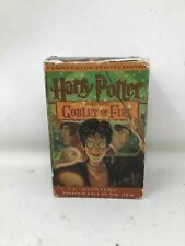 12-Cassettes of Harry Potter & The Goblet of Fire