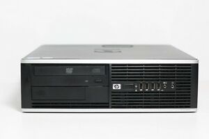 HP 6000 Pro SFF Intel Core 2 Duo E7500 2.93GHz 4GB 160GB DVDRW WIN 7 PRO