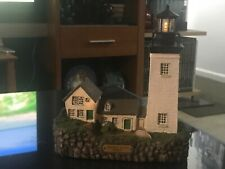 Light House Model with Sounds of Waves and Lights-Lighting Tall: 8.1/2� x L. 8�