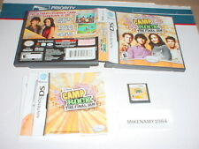 DISNEY CAMP ROCK: THE FINAL JAM complete w/ Manual for Nintendo DS or DSi