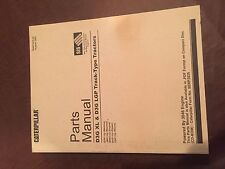 CATERPILLAR CAT D3G LGP XL TRACTOR DOZER PARTS BOOK S/N BYR JMH