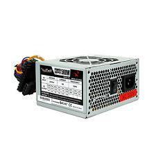 ALIMENTATORE PC ATX 600 WATT VENTOLA 12 CM 3 SATA 2 IDE 600W BTX 3 MOLEX GS-600R