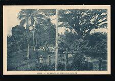 West Africa GABON Paysages d' Afrique Station de Samkita c1910/20s? PPC