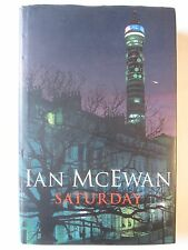 Saturday by Ian McEwan (2016, Hardcover), like new