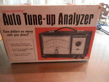 Vintage Micronta Auto Tune-up Analyzer 1975